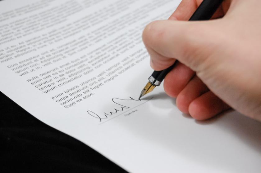 Особености при превода на юридически документи